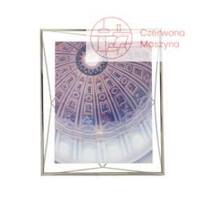 Ramka na zdjęcie Umbra Prisma 30 cm, chromowana