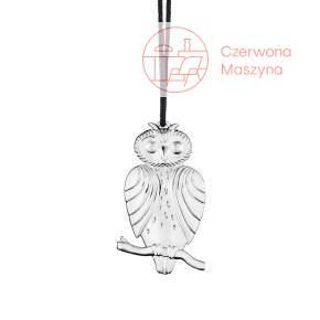 Zawieszka świąteczna Owl Rosendahl Karen Blixen 6 cm