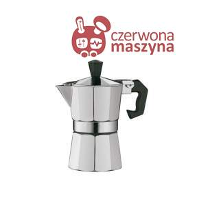 Kawiarka Cilio Classico 50 ml srebrna