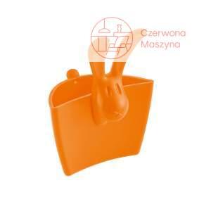 Pojemnik na kubek Koziol Hazel pomarańczowy