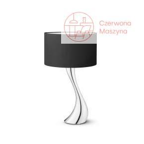 Lampa stołowa Georg Jensen Cobra 56 cm, czarna