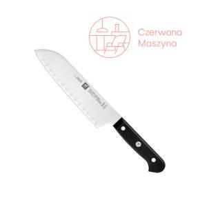 Nóż Santoku z rowkami Zwilling Gourmet 18 cm