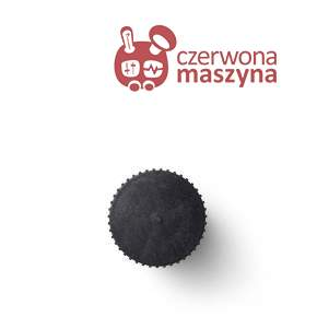 Haczyk Normann Copenhagen Chip 6 cm, czarny
