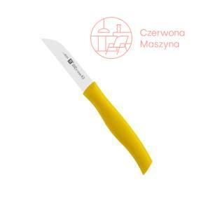 Nóż do obierania warzyw Zwilling Twin Grip 8 cm żółty