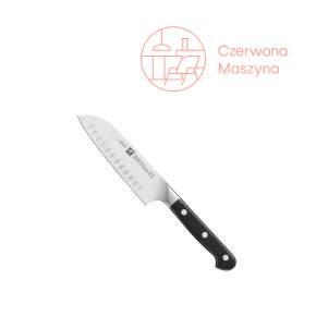 Nóż Santoku z rowkami Zwilling Pro 14 cm