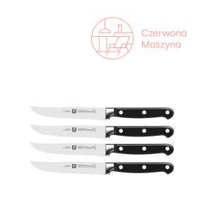 Zestaw 4 noży do steków Zwilling Professional S
