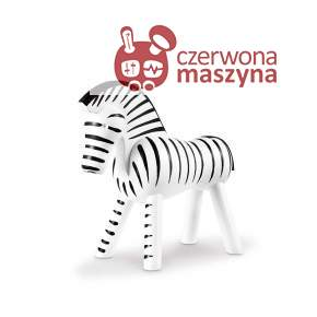 Figurka Kay Bojesen Zebra