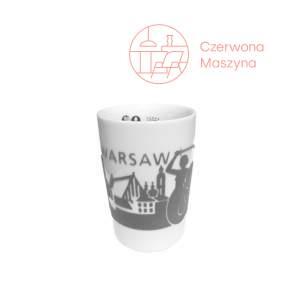 Kubek Kahla touch! FIVE SENSES Skyline Warsaw 350 ml, szary