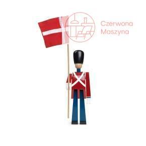 Figurka Kay Bojesen żołnierz z flagą 22 cm