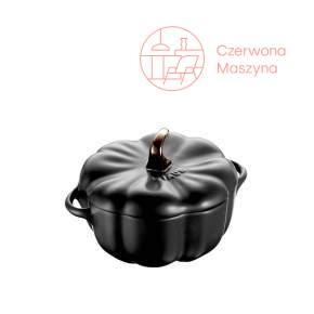 Naczynie żaroodporne Staub dynia 500 ml, czarne