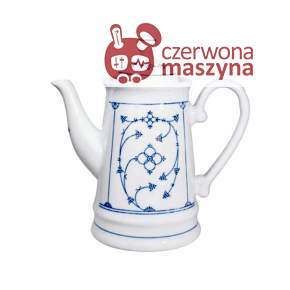 Dzbanek na kawę Kahla TRADITION Blau Saks 1,3 l