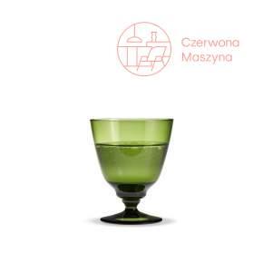 Kieliszek Holmegaard Flow olive green