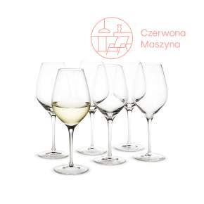 6 kieliszków do wina białego Holmegaard Cabernet 360 ml