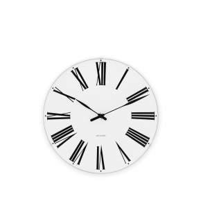 Zegar ścienny Rosendahl Roman Arne Jacobsen Ø 16 cm