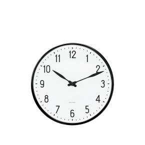 Zegar ścienny Rosendahl Station Arne Jacobsen Ø 16 cm