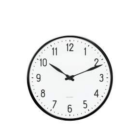Zegar ścienny Rosendahl Station Arne Jacobsen Ø 21 cm