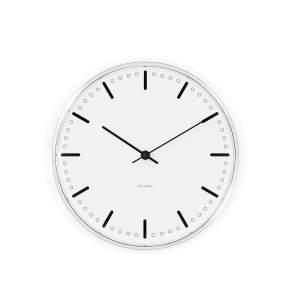 Zegar ścienny Rosendahl City Hall Arne Jacobsen Ø 29 cm