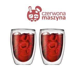 2 Szklanki izolowane Bodum Pavina 350 ml