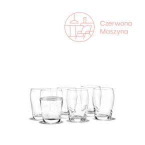 6 szklanek do wody Holmegaard Perfection 230 ml