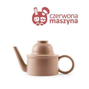 Dzbanek do herbaty Tivoli Entry Teapot 0,6 l, Golden khaki