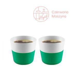 2 Filiżanki do caffe lungo Eva Solo 230 ml, zielone