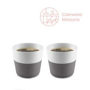 2 Filiżanki do caffe lungo Eva Solo 230 ml, szare