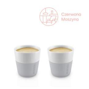 2 Filiżanki do espresso Eva Solo 80 ml, jasnoszare