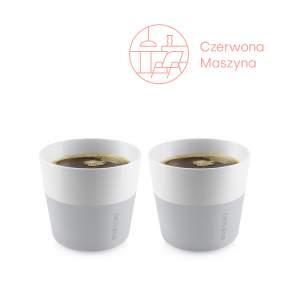 2 Filiżanki do caffe lungo Eva Solo 230 ml, jasnoszare