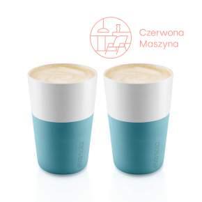 2 Filiżanki do latte Eva Solo 360 ml, arctic blue