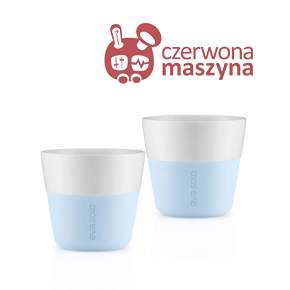 2 filiżanki do caffe lungo Eva Solo 230 ml, soft blue