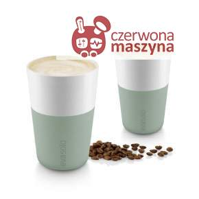 2 Filiżanki do latte Eva Solo 360 ml, faded green