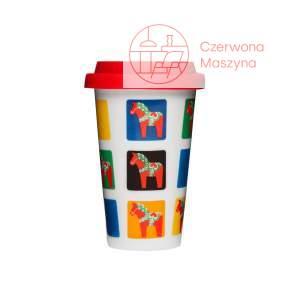 Kubek termiczny Sagaform Cafe Konie, 250 ml