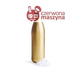 Butelka termiczna Sagaform To go 750 ml, gold