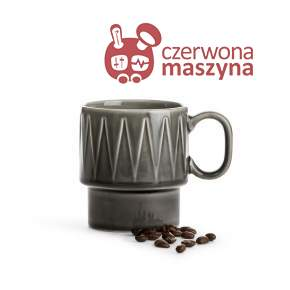 Filiżanka do kawy Sagaform Coffee 250 ml, szara