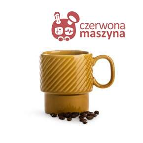 Filiżanka do kawy Sagaform Coffee 250 ml, żółta