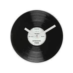 Zegar ścienny NeXtime Little Spinning Time Ø 20 cm