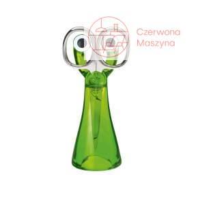 Nożyczki ze stojakiem Koziol Mini Edward zielone