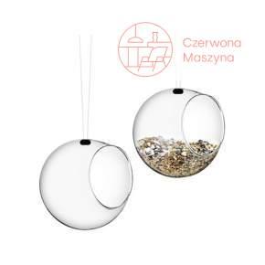 2 Karmniki dla ptaków Eva Solo, szklane