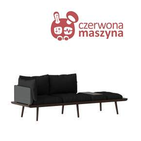 Sofa trzyosobowa Umage Lounge Around dark oak