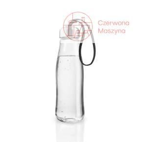 Szklana butelka Eva Solo, 0,5 l, czarna