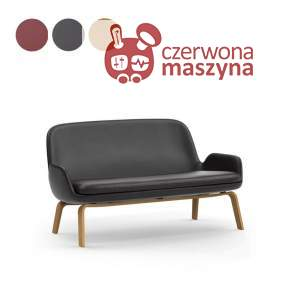 Sofa Normann Copenhagen Era Oak Ultra Leather