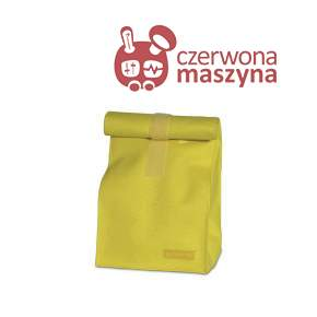 Torba Authentics Rollbag S,żółta z poliestru