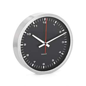 Zegar ścienny Blomus Era Ø 30 cm czarny