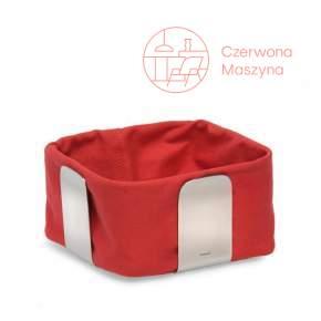 Koszyk na pieczywo Blomus Desa czerwony 19 cm