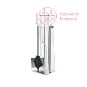 Komplet narzędzi kominkowych z osłoną szklaną Blomus Chimo
