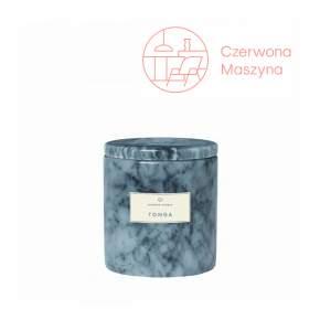 Marmurowa świeca zapachowa Blomus Frable Tonga Sharkskin