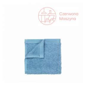 2 ręczniki Blomus Riva 30 x 50 cm, ashley blue