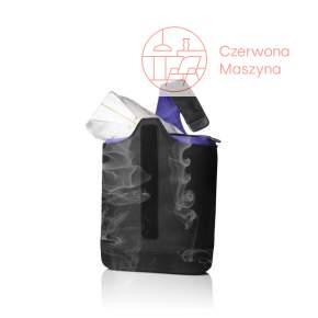 Torba termiczna Menu Unplugged czarno - purpurowa