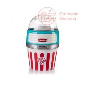 Maszyna do popcornu XL Party Time niebieska