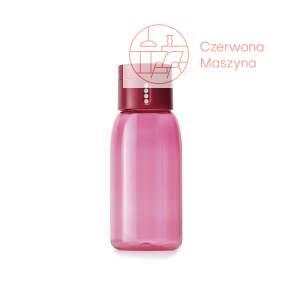 Butelka na wodę Joseph Joseph Dot 0,4 l, różowa